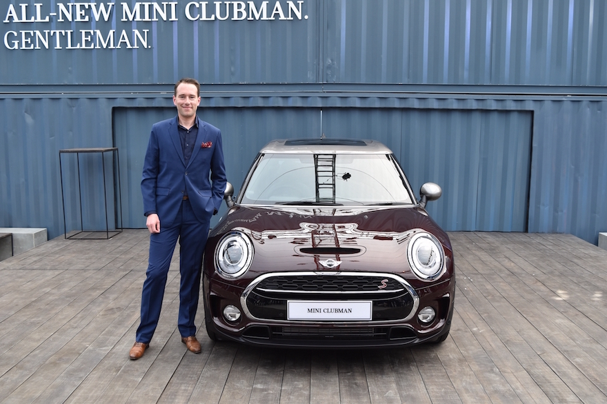 MINI Clubman front launched in India live