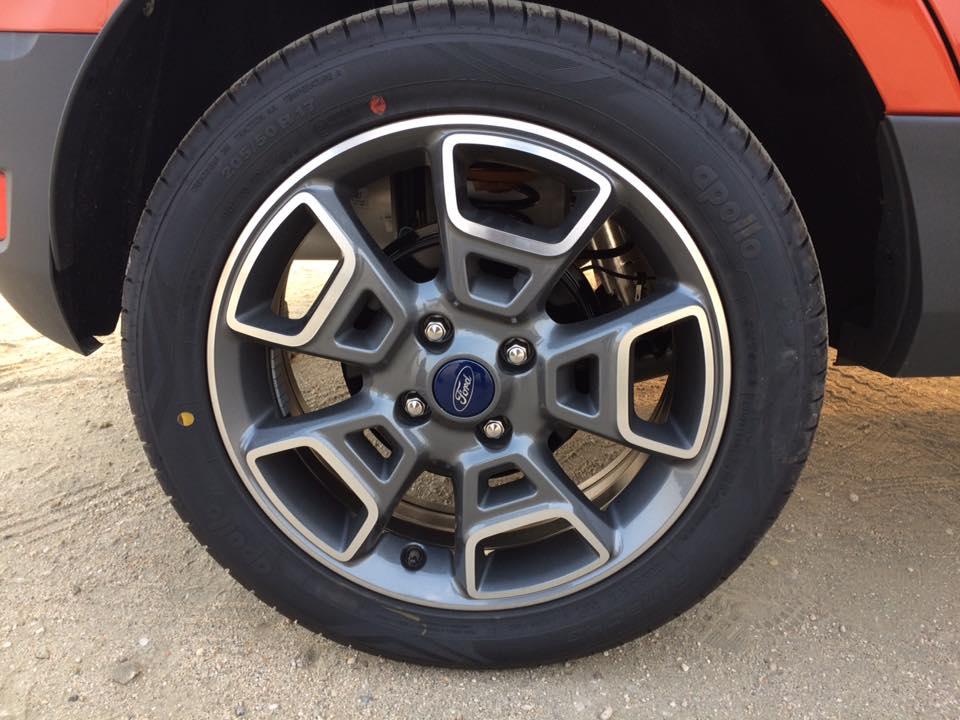 2017 Ford EcoSport Titanium+ alloy wheel new