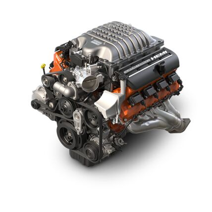 Dodge HEMI V8 engine