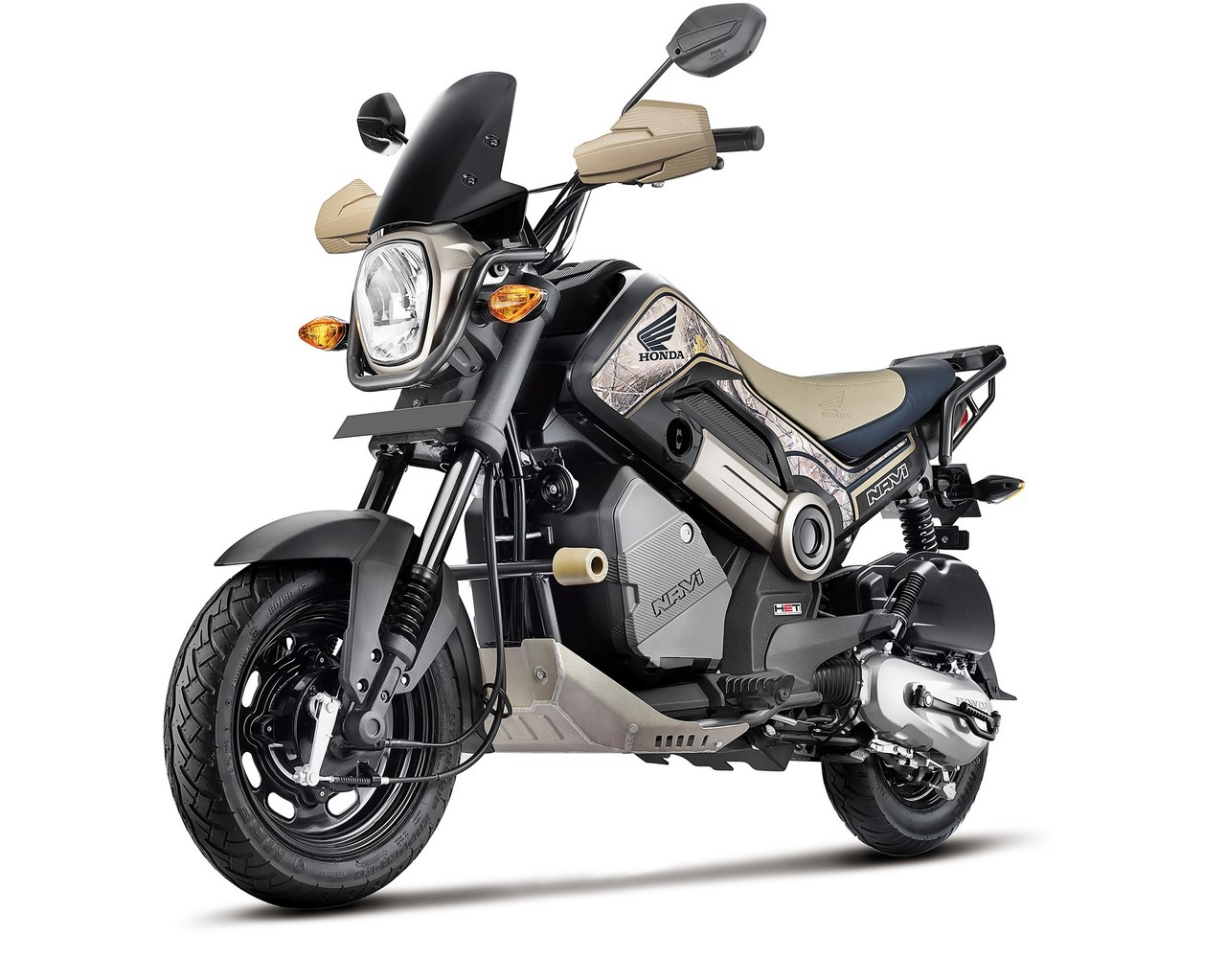 Honda NAVi Adventure front three quarters