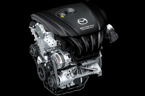 Mazda SKYACTIV -G engine