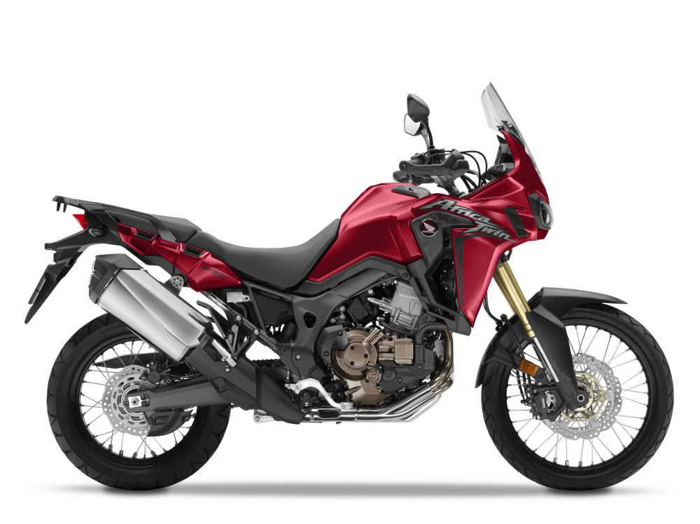 2017 Honda Africa Twin red side