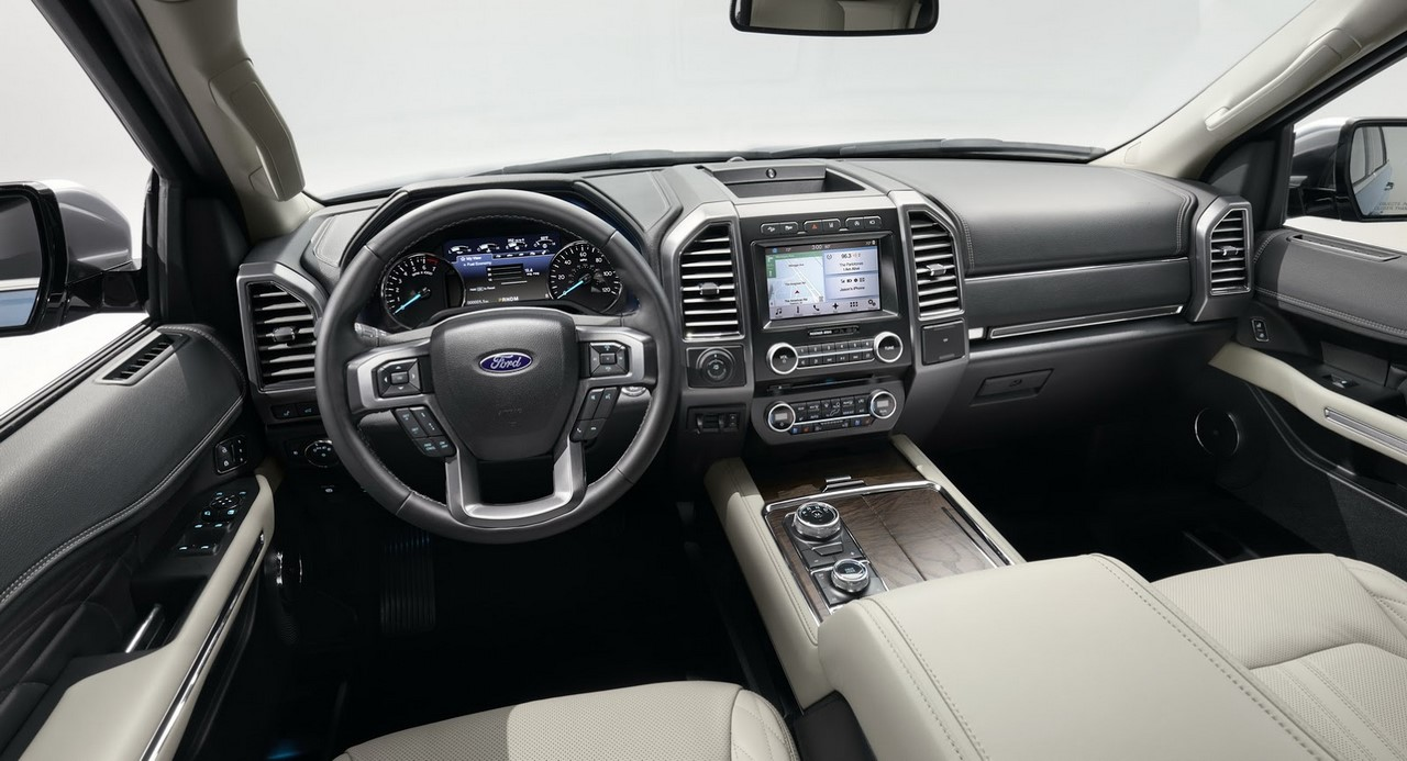 Ford Expedition Dashboard