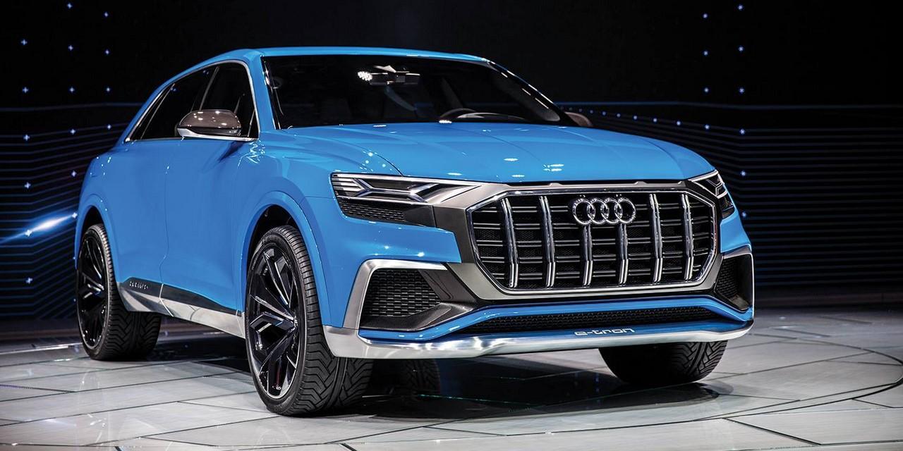 Audi Q8 Concept: Specs, Production Version >> 600 Bhp Audi Rs Q8 Concept To Break Cover In Geneva