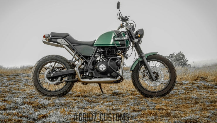 3 custom Royal Enfield Himalayan bikes that will turn heads