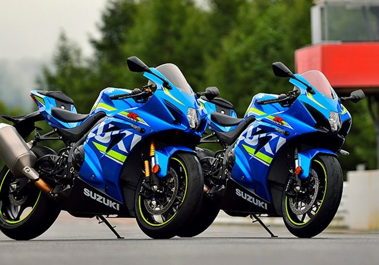 Suzuki GSX-R1000 and GSX-R1000R
