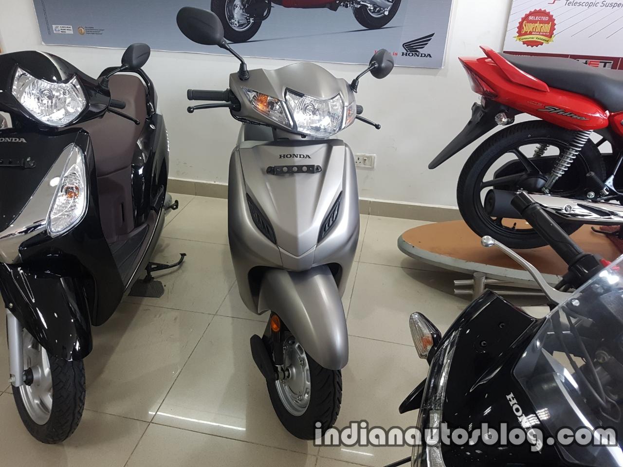 2017 Honda Activa 4G BSIV reaches dealership front