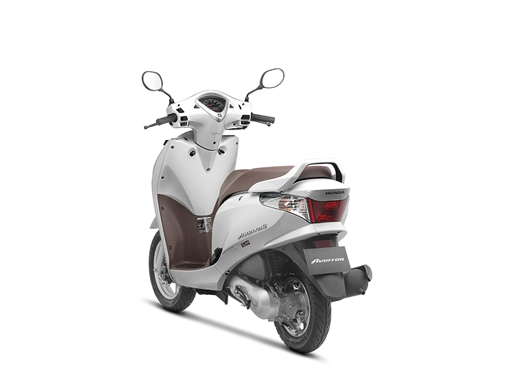 2017 Honda Aviator rear three quarters