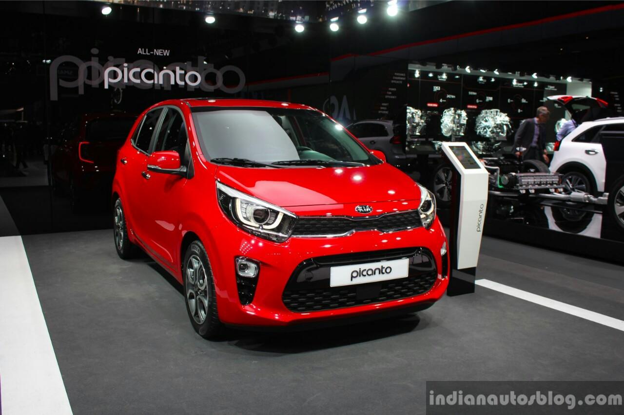 Kia Motors To Launch Small Car Sedan And Suv In India