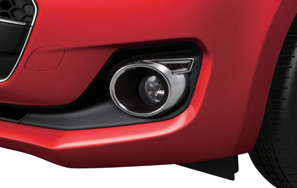 2017 (Maruti) Suzuki Swift Web Edition foglamp Italy