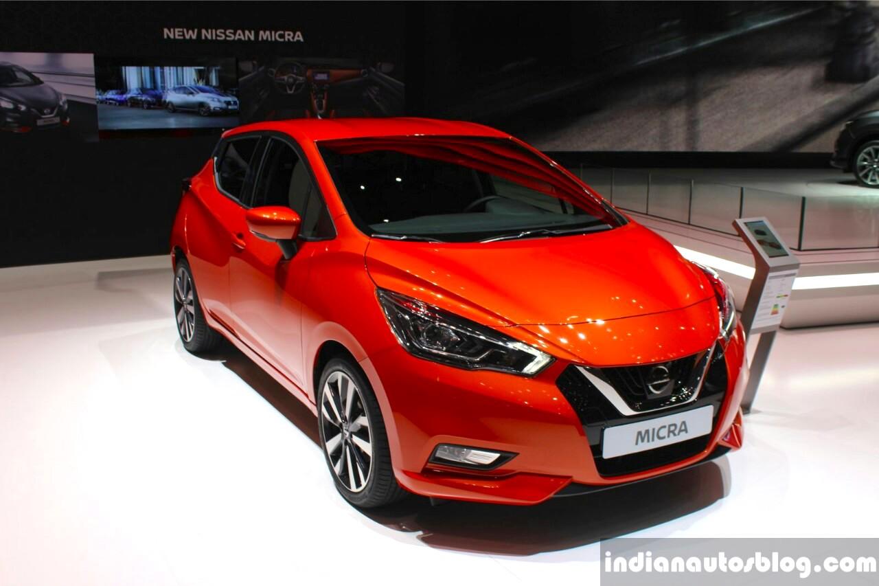 Nissan showed the next generation Micra 24Warez.Ru 26