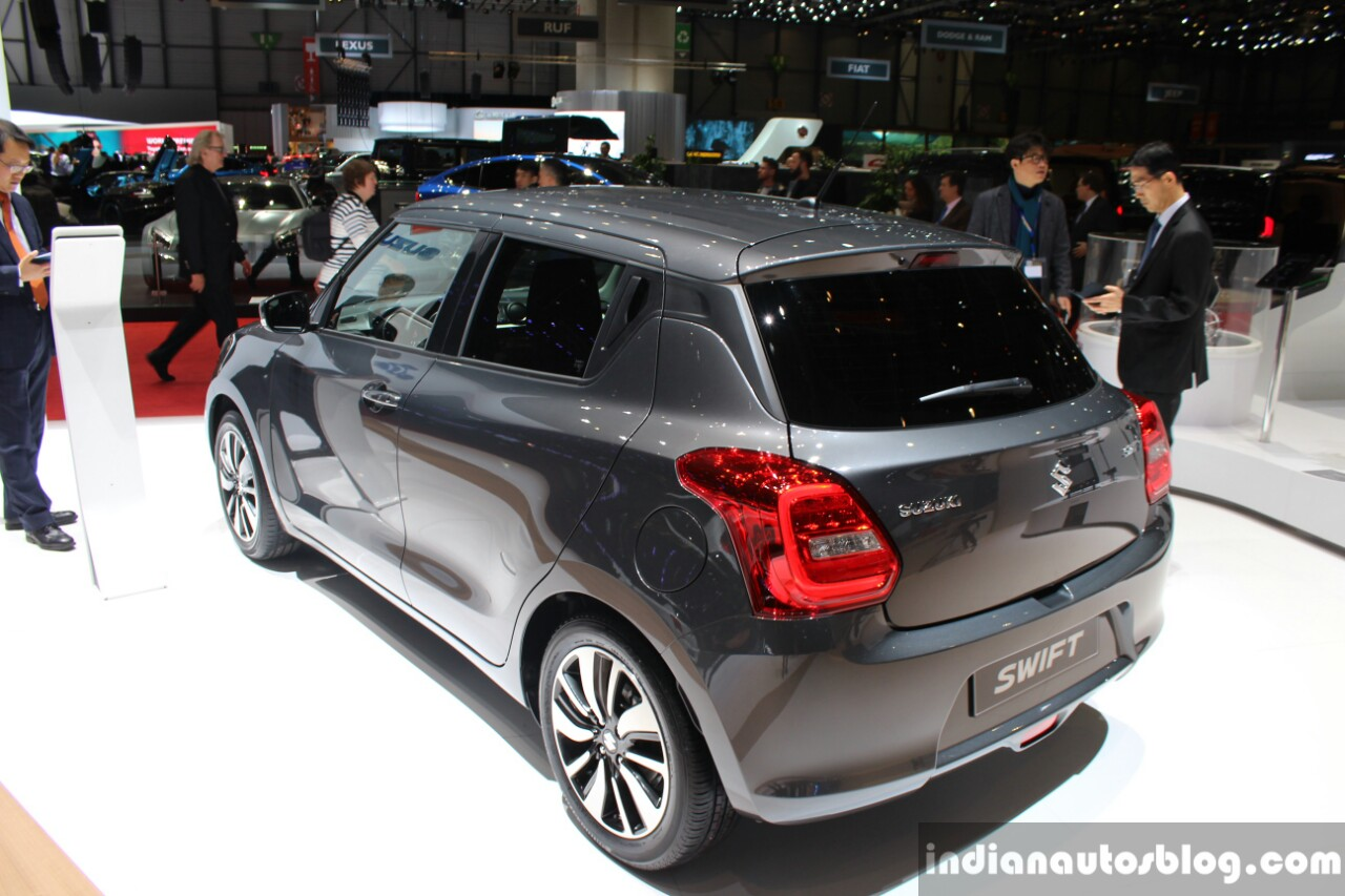 New Maruti Swift 2017 India Launch in early 2018