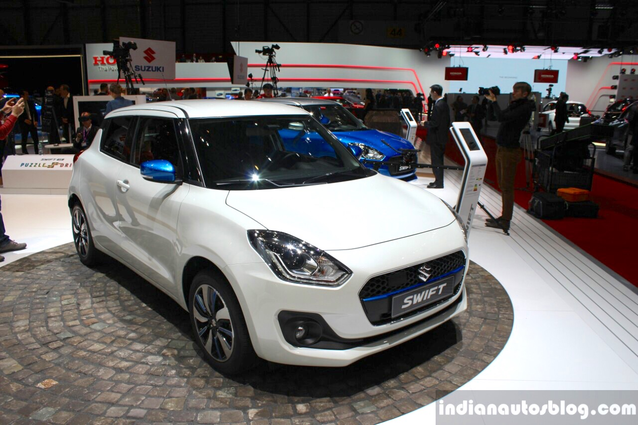 2017 Suzuki Swift (2017 Maruti Swift)
