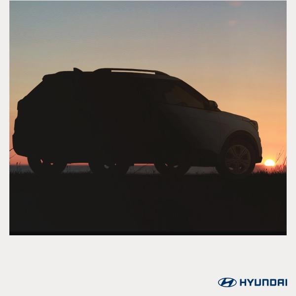 Hyundai Creta teased for the Philippines