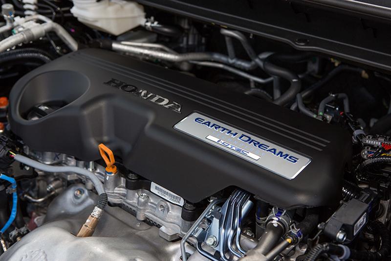 India-bound 2017 Honda CR-V diesel engine