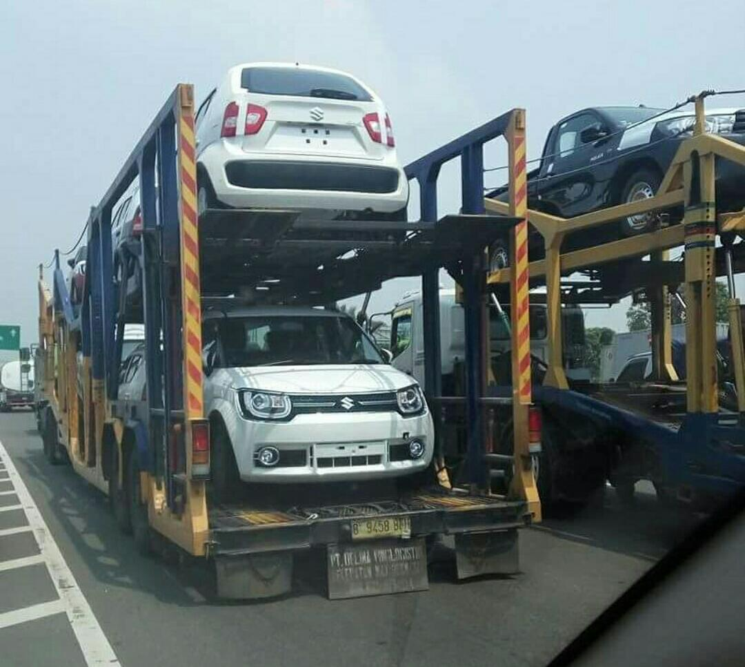 India-made Suzuki Ignis lands in Indonesia