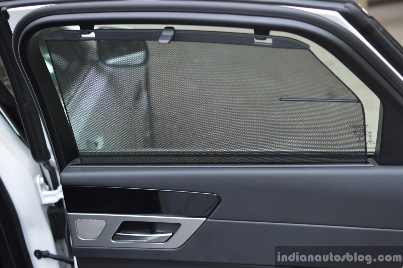 New Jaguar XF 2.0 Diesel Pure sunblind Review
