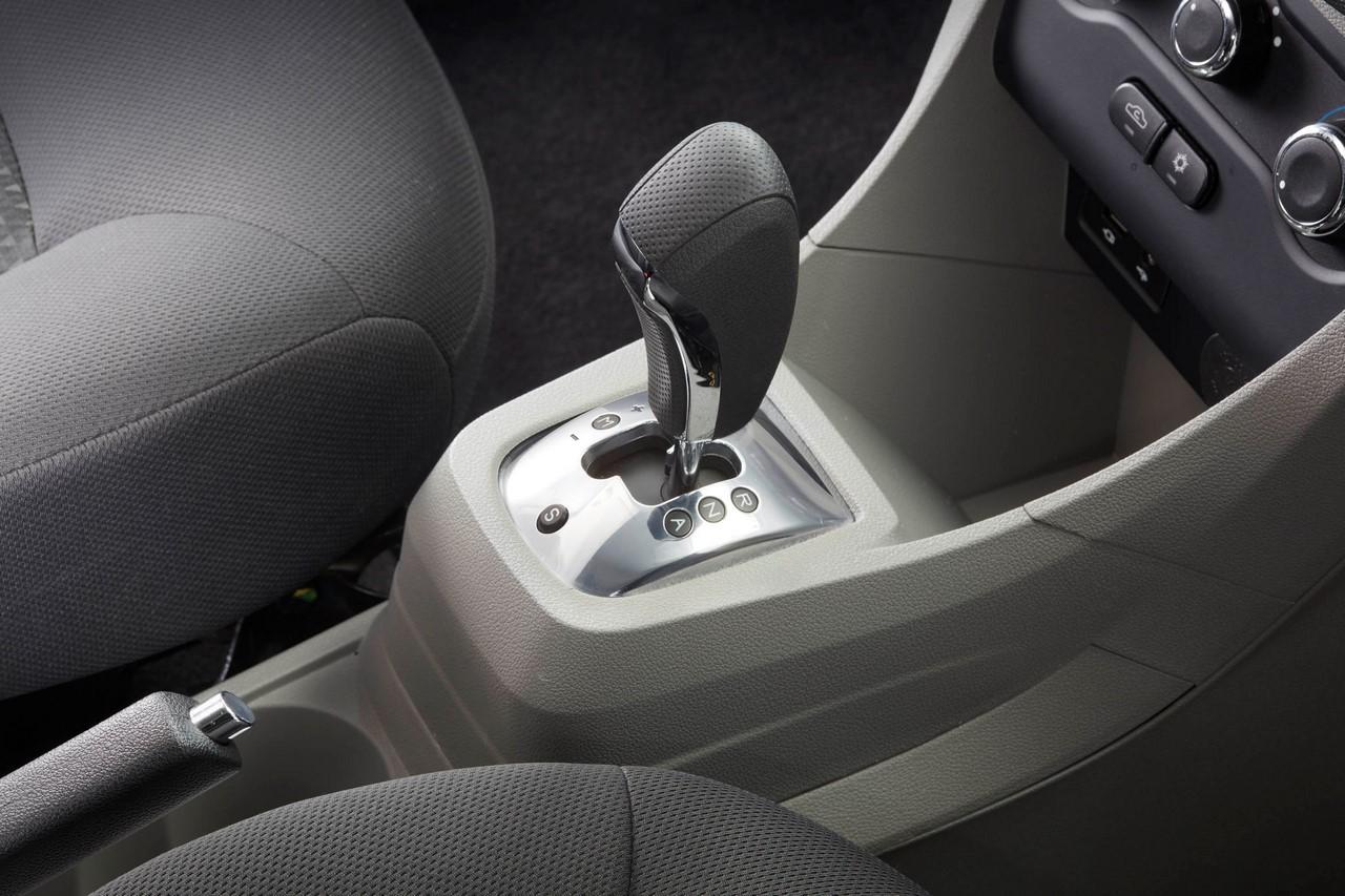 Tata Tiago AMT gearshift lever