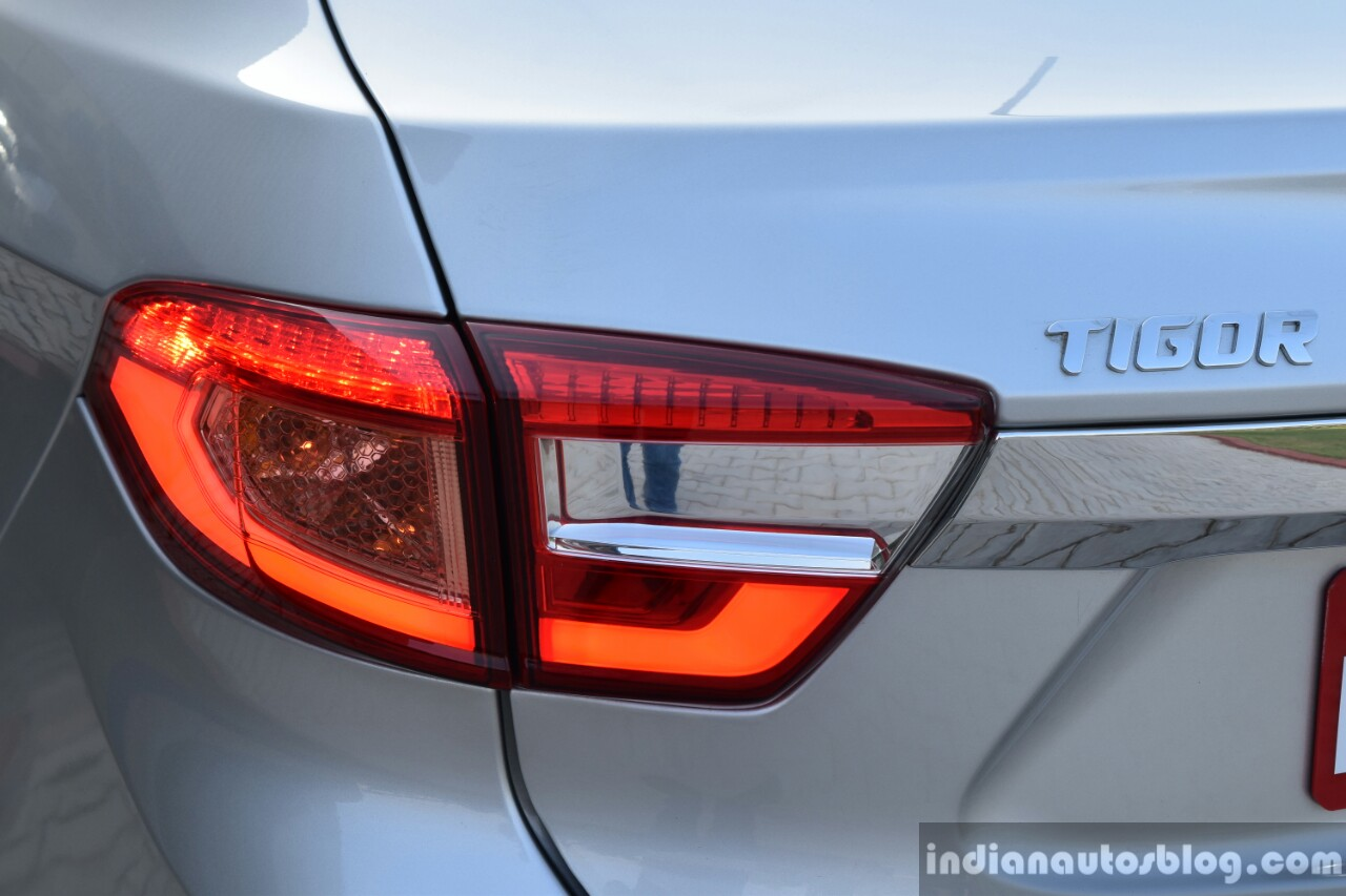 Tata Tigor diesel badge First Drive Review