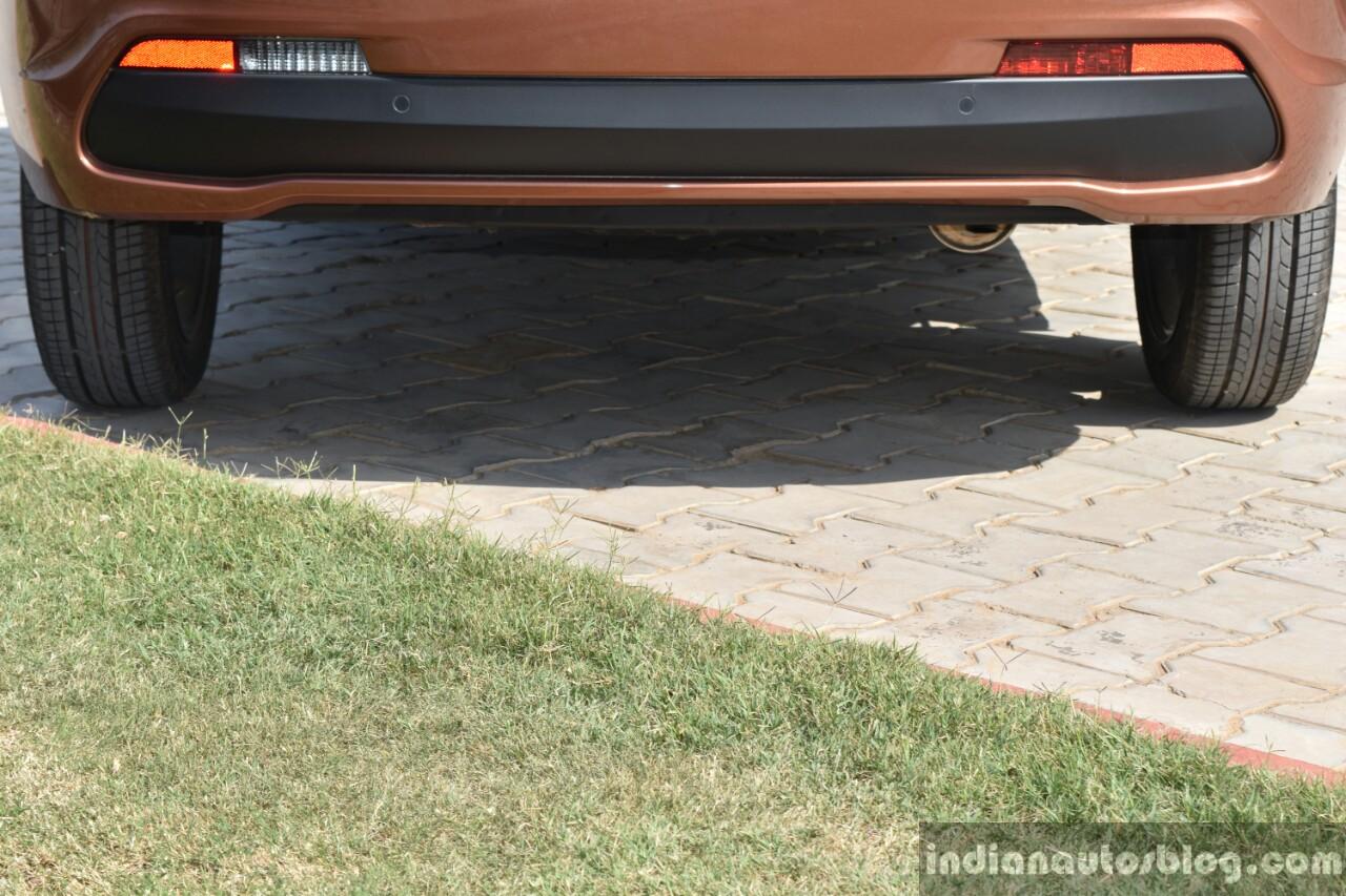 Tata Tigor petrol bumper First Drive Review