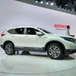 2017 Honda CR-V right side at Auto Shanghai 2017