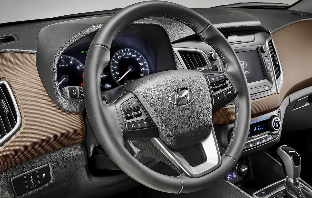 2017 Hyundai Creta Interior