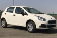 Fiat Punto Evo Pure studio launch India