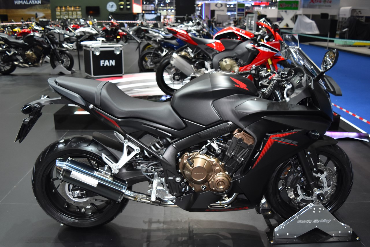 2017 Honda Cbr650f To Be Launched In India In June Report