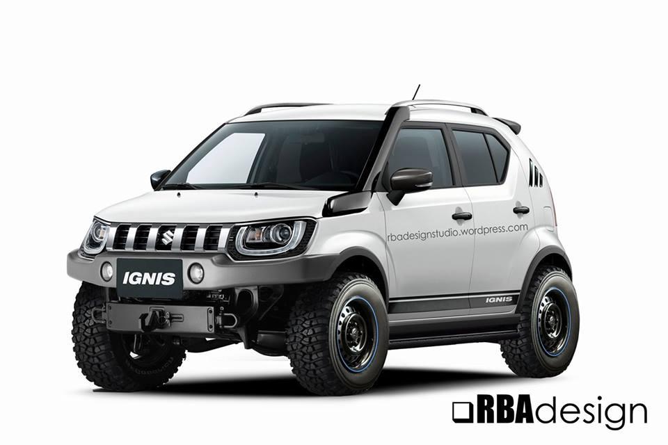 Suzuki Ignis Off Road