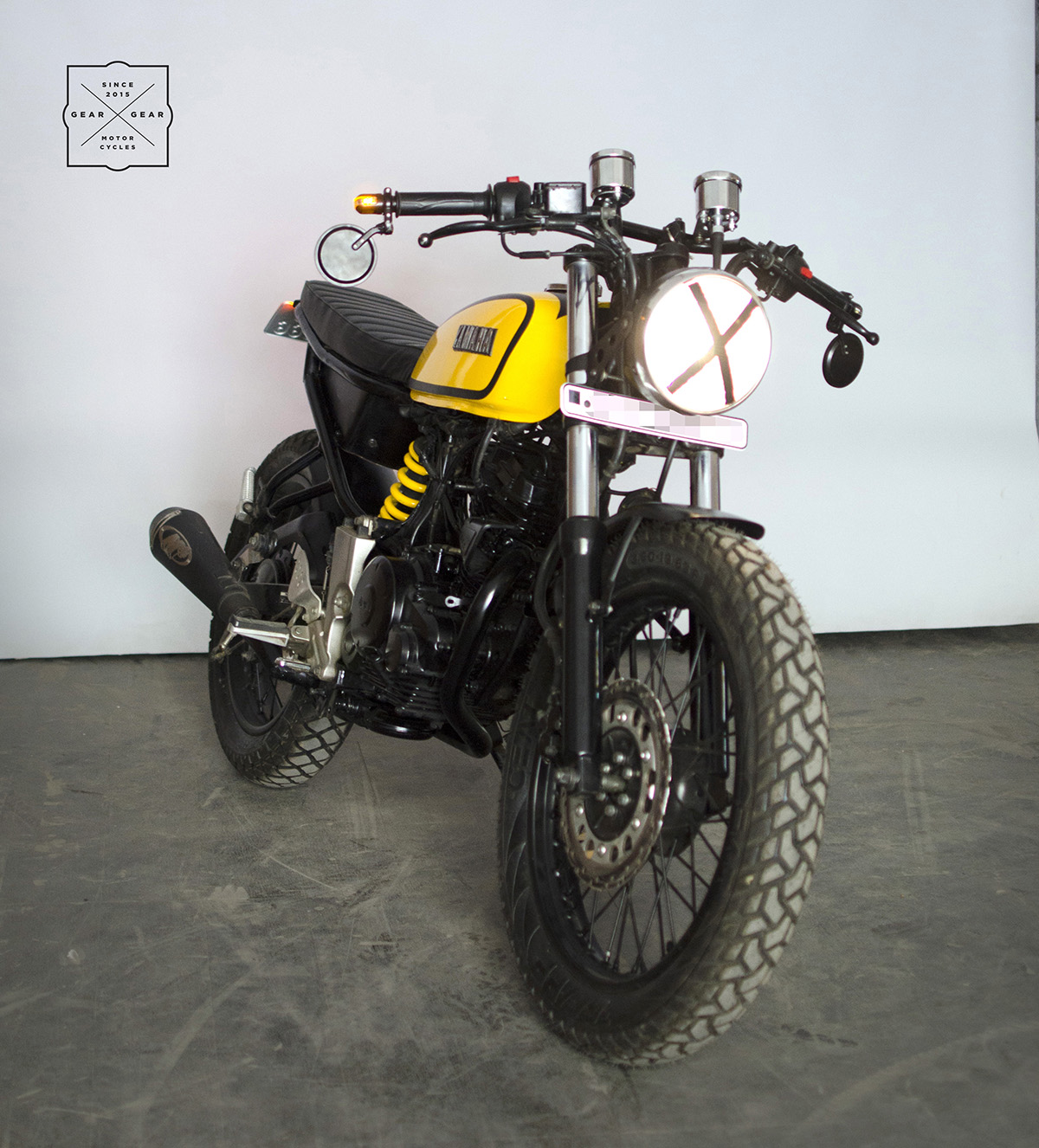 Yamaha Virago  Tyres