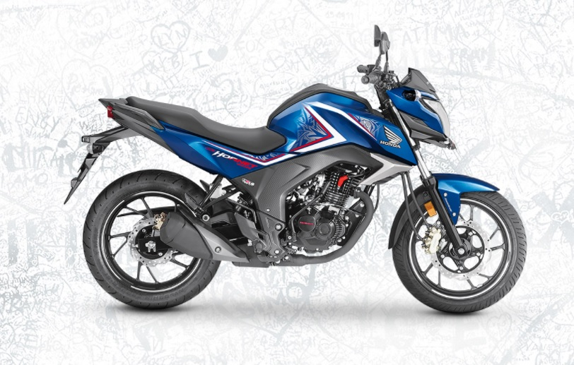 2017 Honda CB Hornet 160R athletic blue