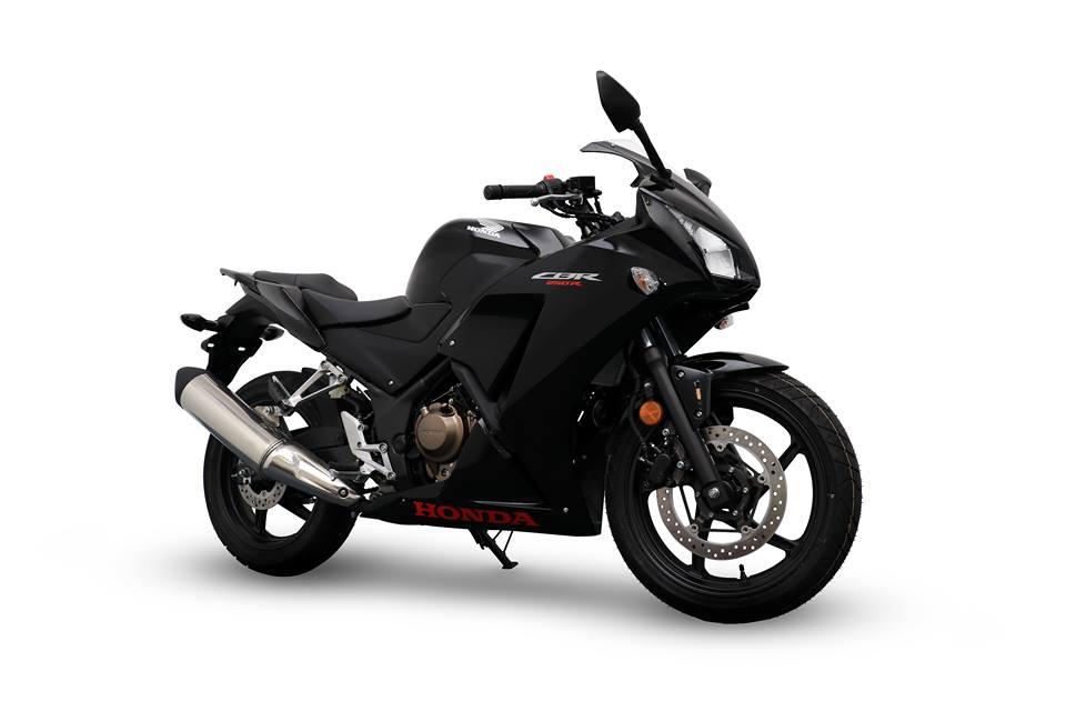 2017 Honda CBR250R Malaysia Black