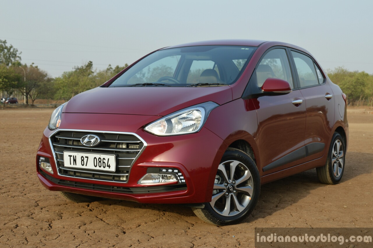 2017 Hyundai Xcent 1.2 Diesel (facelift) featured image review