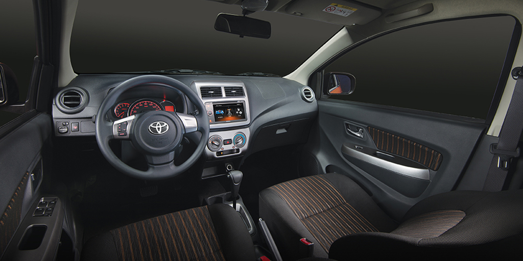 2017 Toyota Wigo Facelift Launched Philippines