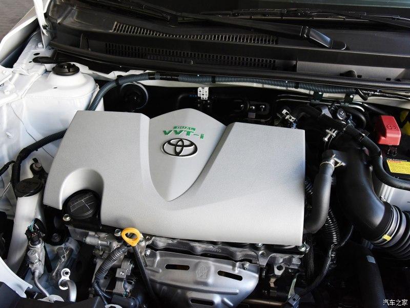 2017 Toyota Yaris L engine