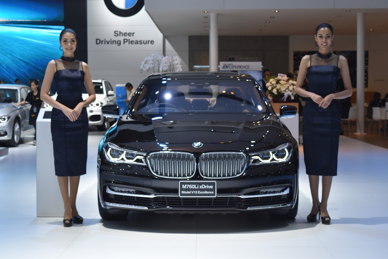 Bmw 7 Series M760li Launched In India At Inr 2 27 Cr