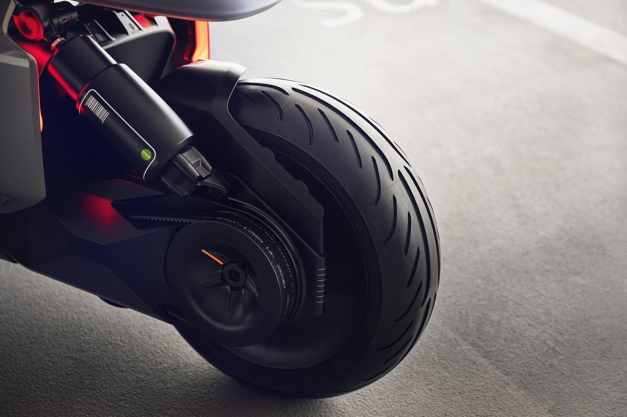 BMW Concept Link studio rear wheel