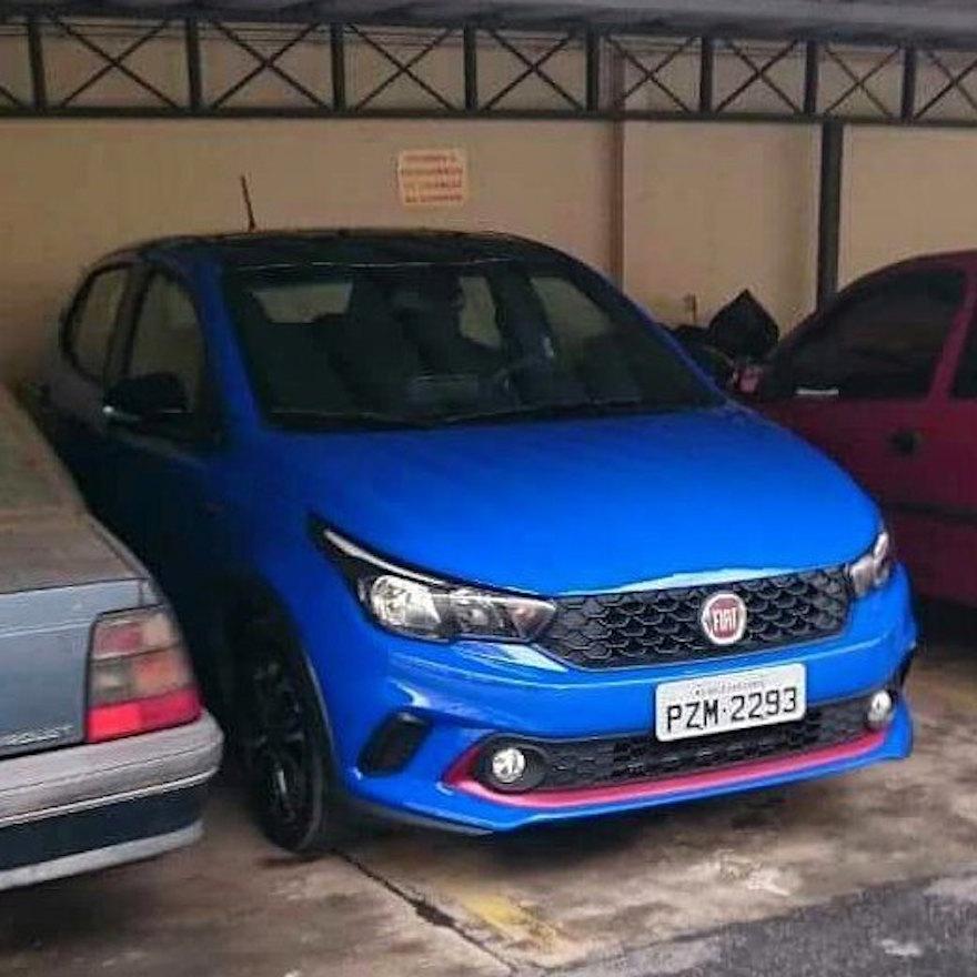 Fiat Argo Blue