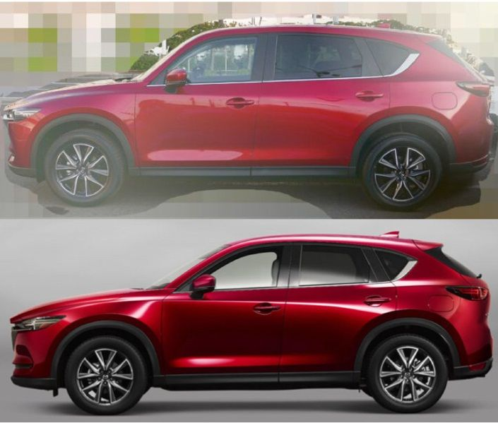 is the mazda cx