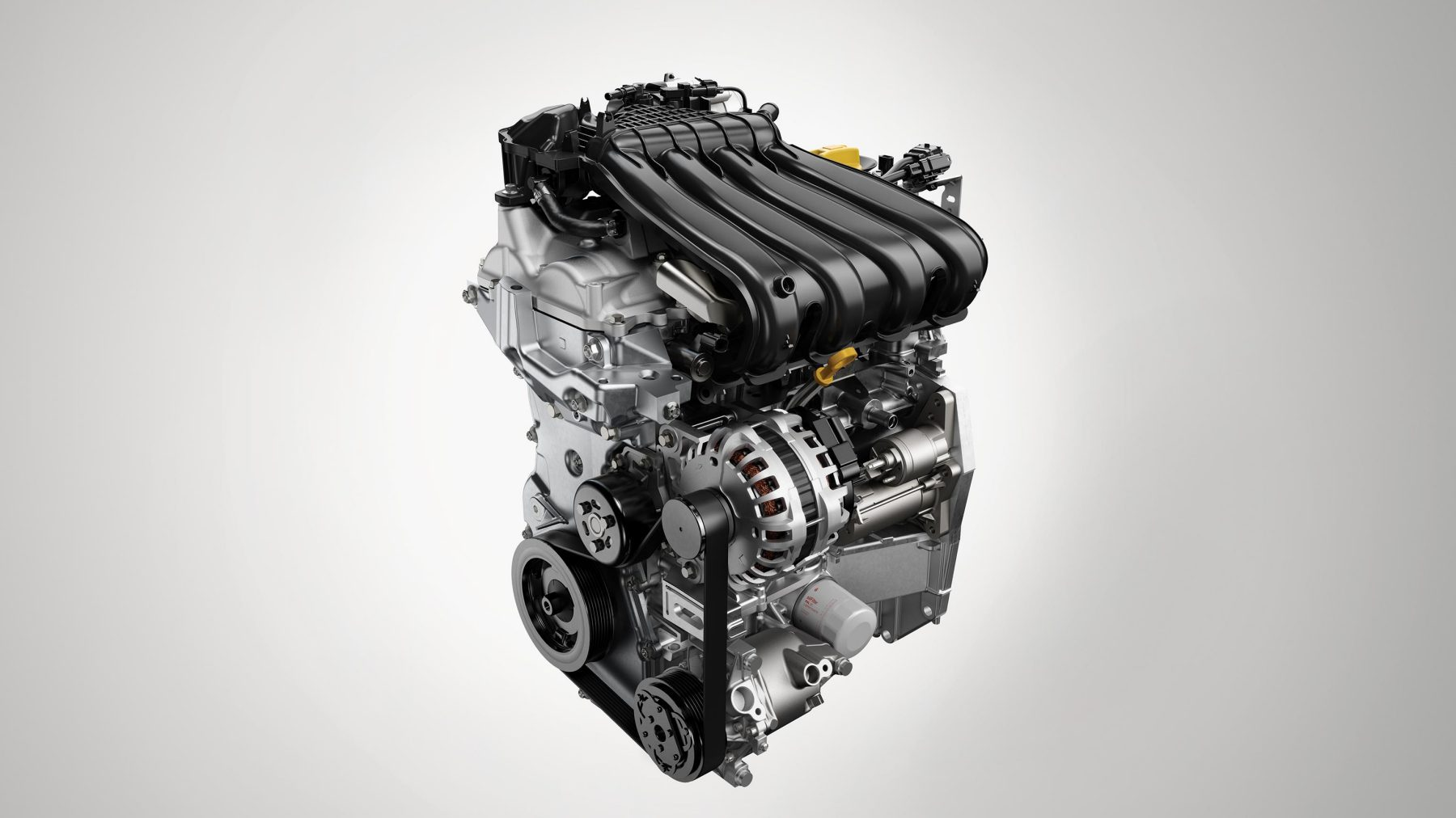Renault Duster petrol replaces 1.6L motor for a smaller 1.5L H4K unit.