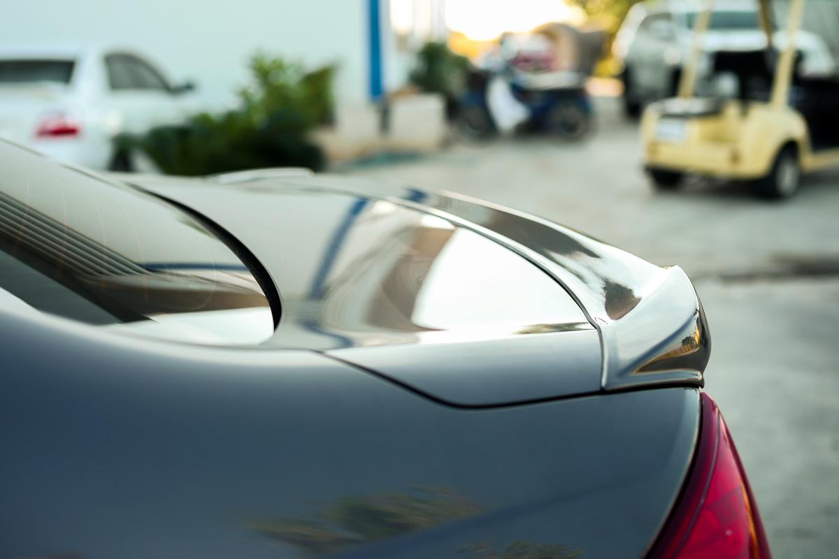 Suzuki Ciaz with Amotriz body kit rear spoiler
