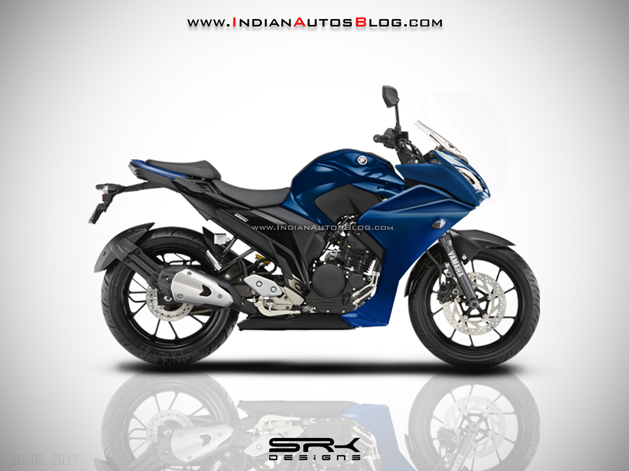 Yamaha Fazer 250 production to begin by August 2017