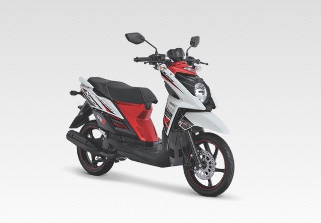 Yamaha X-Ride 115 red