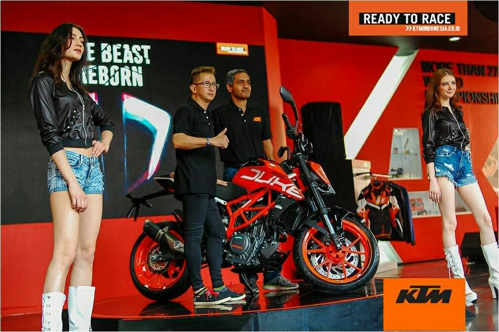 2017 KTM Duke launched in Indonesia