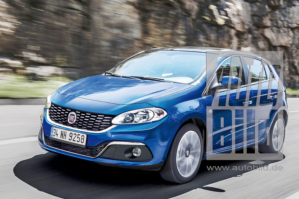 Fiat Punto 2018 >> All New Fiat Punto To Arrive In Europe In 2018 Report