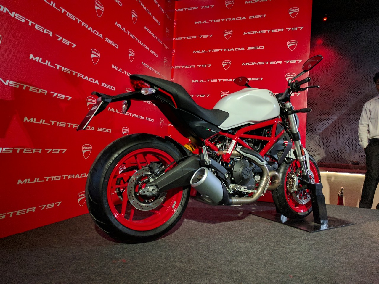 2018 Ducati Monster 659 Confirmed For Australia And New