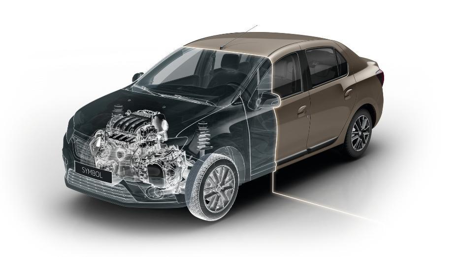 Renault Symbol engine