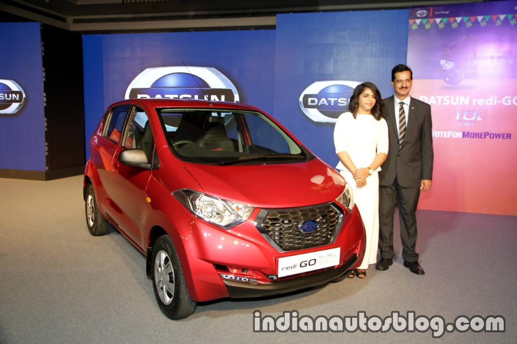 Datsun Redi-GO 1.0L India launch