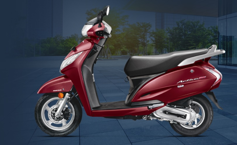 Honda Grazia scooter bookings in India to open on October 25