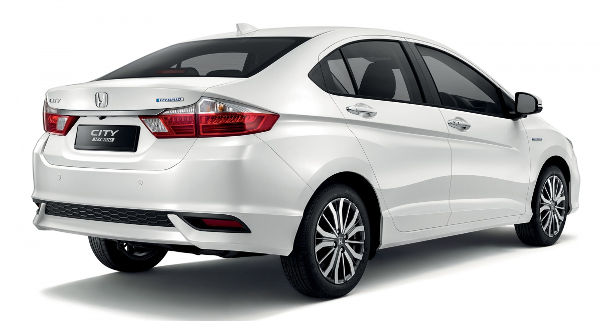 Honda City Hybrid Launched In Malaysia With 25.64 Km/l Mileage